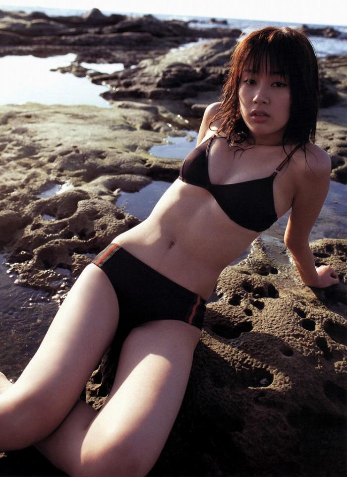 水川あさみ 写真集セクシー画像84枚!Dカップの巨乳に美脚が超エ□い女優さん!