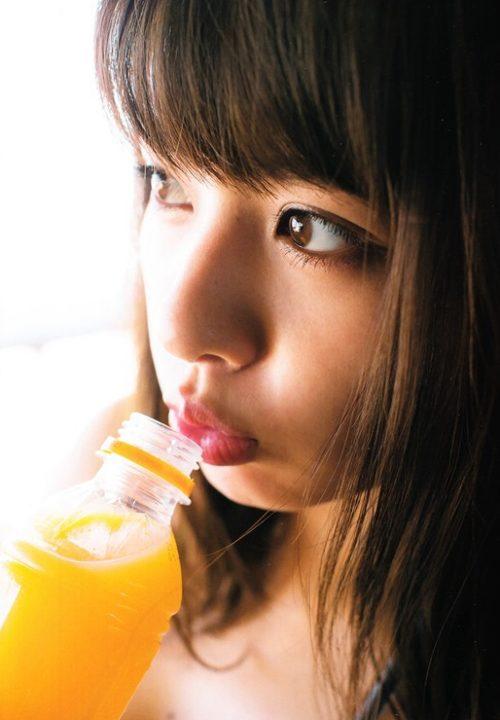 山田菜々 ヌード&水着画像012