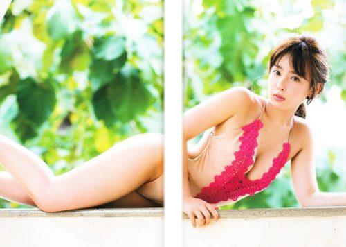 山田菜々 ヌード&水着画像076