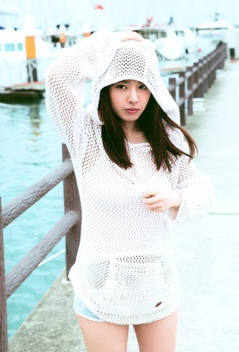 山田菜々 ヌード&水着画像109