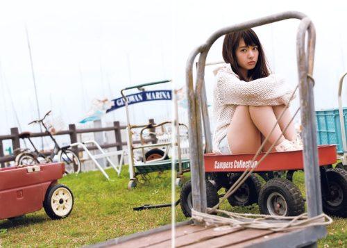 山田菜々 ヌード&水着画像111