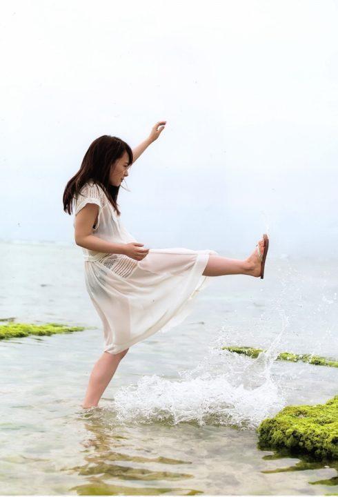 山田菜々 ヌード&水着画像115