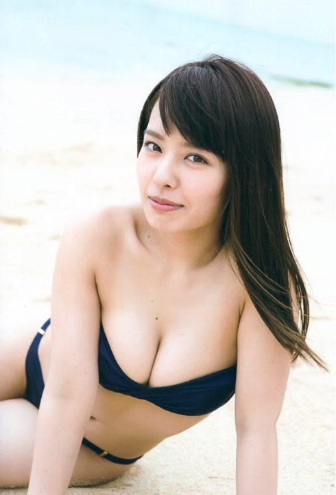 山田菜々 ヌード&水着画像121